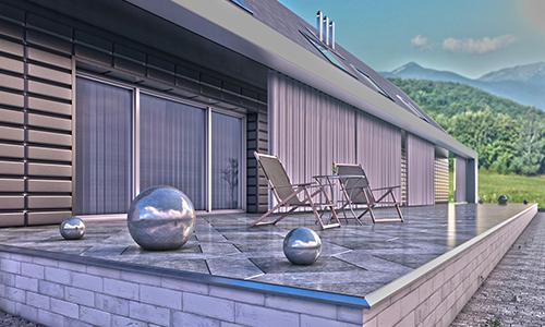 Jak zabezpieczyć balkon i taras przed działaniem wody?